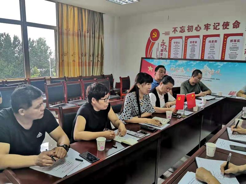 副区长金武军主持召开2019年社区规范化建设工作推进会2.jpg